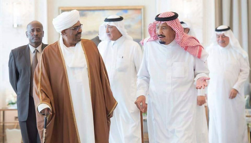 King Salman receives president of the Republic in Tanjier