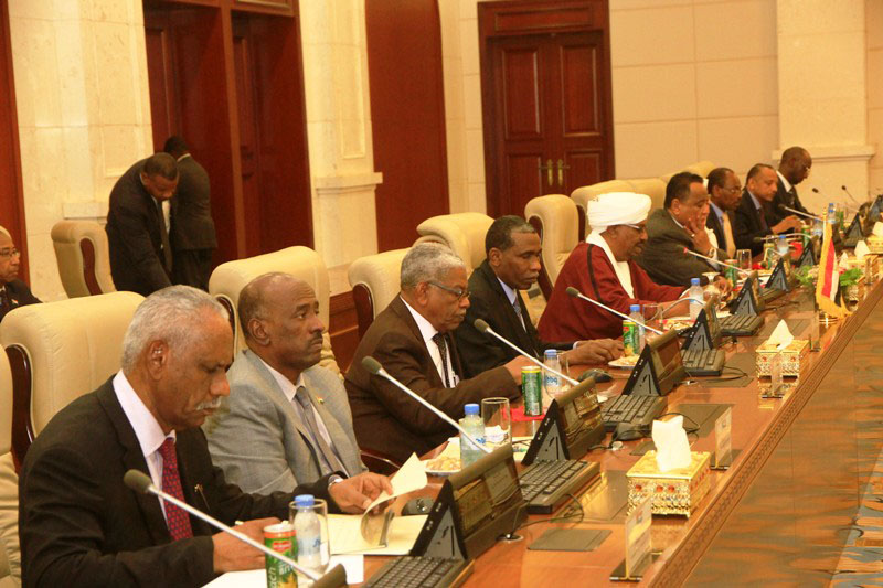 Sudan, Libya agree to boost cooperation, unify efforts on issues of borders and counterterrorism
