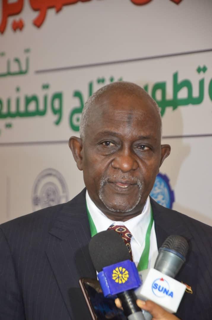الغرف الزراعية تعلن رعاية ودعم كافة أبحاث تطوير الفول السوداني
