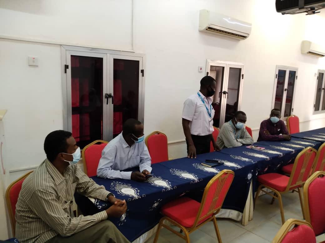 ملتقى تدريبي بالفاشر حول مشروع تقوية نظام المعلومات الصحية بالمحليات