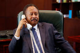 UN Secretary General telephones Dr. Hamduk