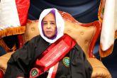 رئيس القضاء تستقبل وفد الحركة الشعبية لتحرير السودان