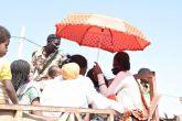 موجة جديدة من اللاجئين الاثيوبين تعبر الى السودان