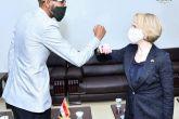 تعاون سودانى امريكى في مجال  الصحة