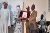 والي الشمالية تشهد تكريم قائد القوات المشتركة السودانية الليبية السابق