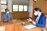 بحث تعزيز التعاون بين السودان و المانيا