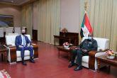 البرهان يشيد بالعلاقات التاريخية بين السودان وبريطانيا