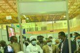 استطلاعات (سونا) لمجموعة شركات بمعرض الخرطوم الدوليّ