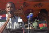 نمر:  اتفاق السلام يمنح النازحين منصب والى بسلطة دارفور