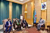 وزيرا الخارجية والري يختتمان زيارة للكونغو الديمقراطية