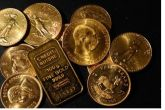 أسعار الذهب تواصل الهبوط مع صعود الدولار