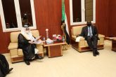 Dr. Jibril affirms importance of developing relations With Saudi Kingdom