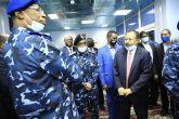 Hamdouk Commends Police Role in Heightening Principles of  December Revolution
