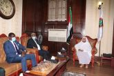 Chief Justice Meets with Minister of Justice and Attorney General