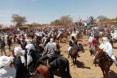 هدوء حذر بمحلية سرف عمرة بولايةشمال دارفور