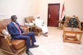 رئيس مجلس السيادة يطلع على الأوضاع الأمنية والسياسية بغرب كردفان