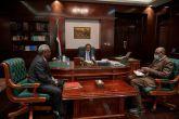 حمدوك يطلع على مجمل الأوضاع بولاية القضارف