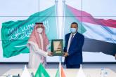 الامين العام للزكاة بالسودان يلتقي بنظيره في المملكة العربية السعودية
