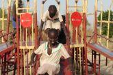 النيل الازرق: اهتمام متعاظم بالاطفال اللاجئين من دولة اثيوبيا