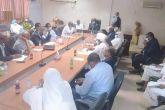 تنمية الخرطوم تقف على استعدادات برامج شهر رمضان