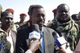 وصول قوات عبد الله يحى نائب رئيس قوى تحريرالسودان للخرطوم