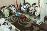 والي النيل الأبيض يدعو كافة القوى السياسية للمشاركة في البناءوالتنمية