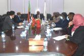 النائب العام يلتقي بوفد المحكمة الجنائية الدولية