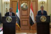 Joint press statement on Dr. Hamdouk visit to Cairo