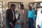 2500 كتاب ثقافي لمدارس ومراكز بمحلية أم كدادة