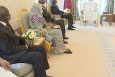 بدء الجلسة الافتتاحية بين الجانبين السوداني والقطري