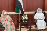 وزيرة الخارجية تبحث تعزيز التعاون مع صندوق أبوظبي للتنمية