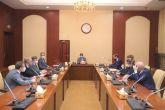 Membre du CST rencontre les ambassadeurs de l'Union Européenne