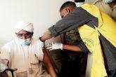 انطلاق حملات تطعيم الكوادر الصحية بغرب كردفان