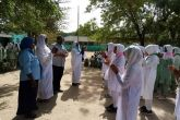 تدشين انطلاقة جمعية المرشدات السودانية بولاية النيل الازرق