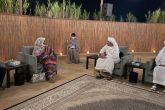 العلاقات الثنائية عنوان مباحثات وزيرة الخارجية مع نظيرها الاماراتي