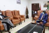وزير التنمية الاجتماعيّة يبحَثُ سُبُل دعم الانتقال السياسيّ في السودان