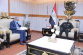 Al-Burhan Receives Envoy of France