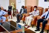 وزيرالتنمية الاجتماعية يبحَث سبُل التعاون مع منظمات عربية وإسلامية