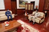 النائب الأول لرئيس مجلس السيادة يلتقي وزير الداخلية