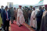 الرؤساء والمسؤولون الافارقة يتوافدون للمشاركة في تشييع الرئيس دبي