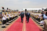 Eritrean President Afwerki starts visit to Sudan
