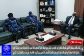 Attorney General, Khartoum state police director discuss security situation