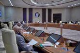 مجلس الوزراء يجيز قوانين ويناقش قضايا الوقود ومشاريع مؤتمر باريس