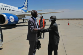 Irrigation Minister visits Toker Delta Agricultural Scheme