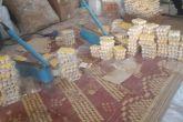 الأدوية والسموم:ضبط مصنع مخالف يعمل في تصنيع مستحضرات التجميل