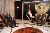 Al-Burhan Receives US Special Envoy for the Horn of Africa