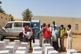 الهلال الأحمر القطري ينفذ مشروع إفطار الصائم