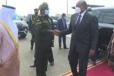 رئيس مجلس السيادة الانتقالي يتوجه الى الإمارات العربية المتحدة