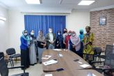 UNITAMS' Head meets delegation of women agenda initiative