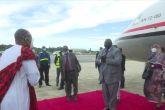 عقار في كمبالا للمشاركة في تنصيب موسفيني لولاية رئاسية جديدة